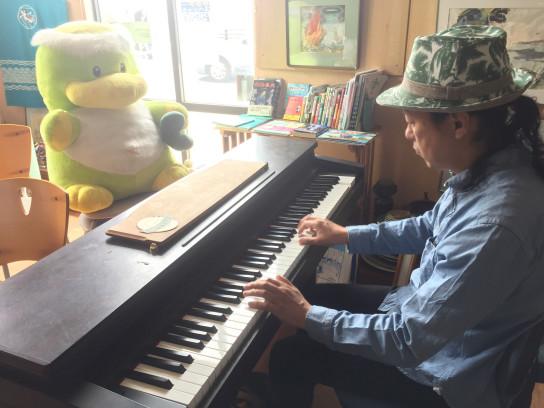 かっぱピアノ